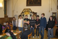 Adventsfeier 09