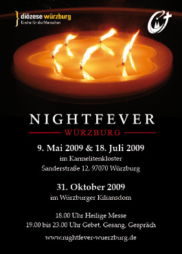 Flyer Nightfever