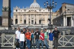 Minisfreizeit Rom 2007